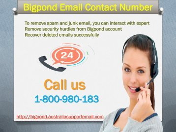 Compose Email In Proper Way| Bigpond Email Contact Number 1-800-980-183