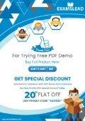 [2018] E10-002 Dumps PDF - 100% Pass Guarantee - Page 5