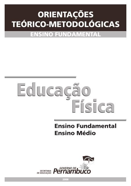 OTM Educação Física - Secretaria de Educação de Pernambuco ... 42121d685fc17