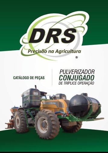 Catálogo de Peças - Pulverizador Conjugado de Tríplice Operação - DRS