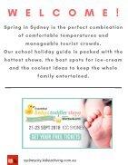 KSL Spring School Holiday Guide Sydney City - Page 2
