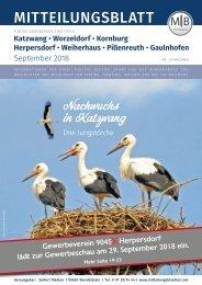 Nürnberg-Worzeldorf/Kornburg/Katzwang