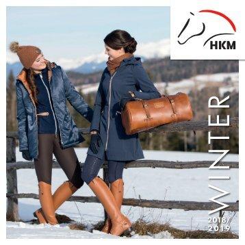 HKM Herbst/Winter 2018/2019 Flyer in deutsch und englisch mit € Preisen