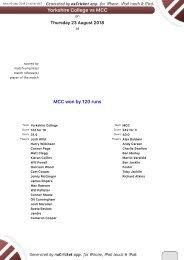 20180823-Yorkshire College-MCC
