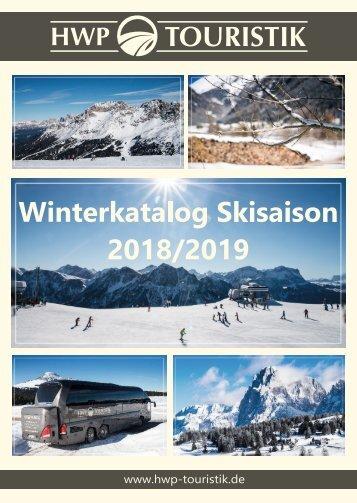 Winterkatalog Skisaison 2018 2019