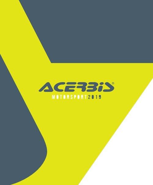 ACERBIS COPPIA CINGHIE TRASPORTO MOTO BIG TIE DOWNS 2 NERO 25MM X 1,7 MT