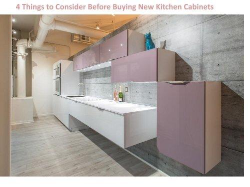 New Kitchen Cabinets San Francisco