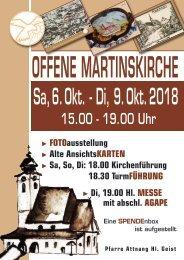 Offene Martinskirche