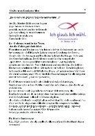 Gemeindebrief evangelische Kirchengemeinde Mai - Juli 2018 - Page 7