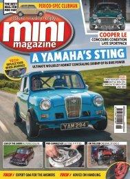 Mini Magazine - Summer 2018