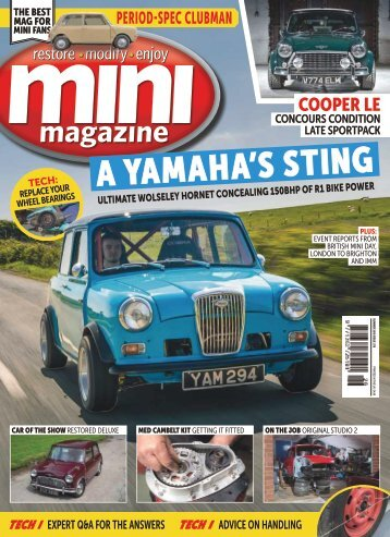 Mini Magazine - Summer 2018