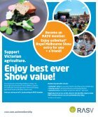 2018 Royal Melbourne Show Guide - Page 2