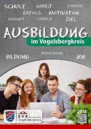 Ausbildungsbroschüre digital 2018