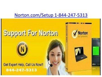 Norton.com/Setup | 1-844-247-5313 | Norton Antivirus