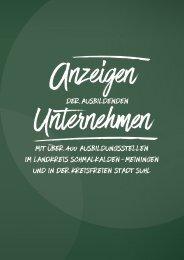 Ausbildungs-Navi SM-MGN-SHL 2019 Anzeigenteil
