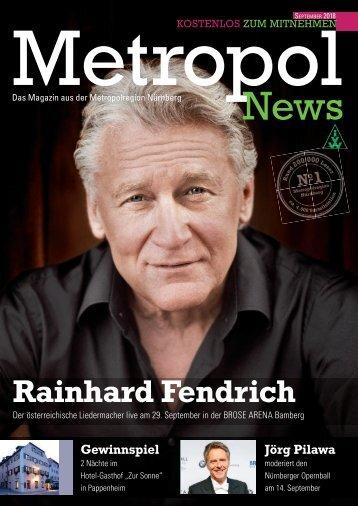 Metropol News September 2018