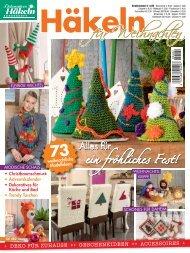 Häkeln für Weihnachten (DE 482)