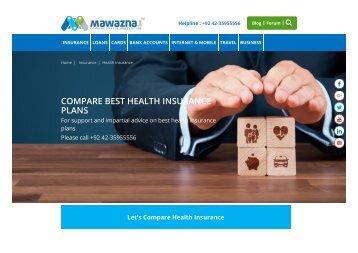 Health insurance companies in Pakistan