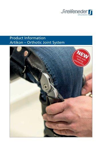 Artikon Orthotic Joint System
