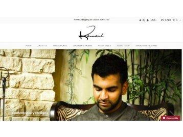 Kids Islamic Thobe | Designer Mens Jubba - Kamani Inc