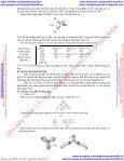 Vận dụng thuyết lai hóa và thuyết sức đẩy giữa các cặp electron hóa trị dự đoán và giải thích dạng hình học của một số phân tử - Page 6