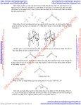 Vận dụng thuyết lai hóa và thuyết sức đẩy giữa các cặp electron hóa trị dự đoán và giải thích dạng hình học của một số phân tử - Page 7