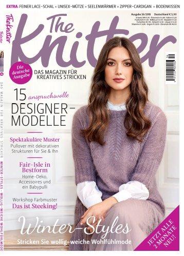 The Knitter Nr. 36
