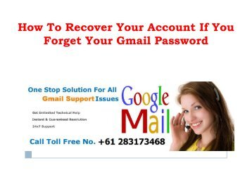 How To Recover Your Account If You Forget Your Gmail Password-converted
