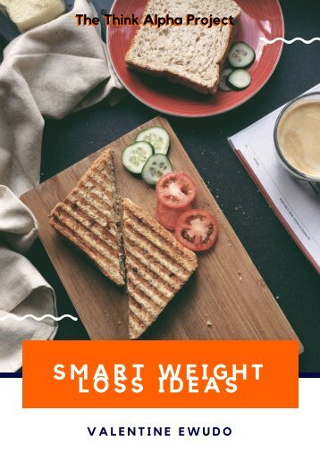 Smart Weight Loss Ideas