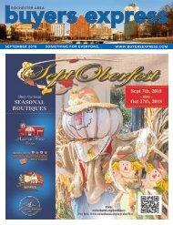 Buyers Express - Rochester Edition - September 2018