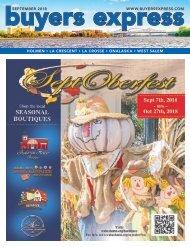 Buyers Express - La Crosse Edition - September 2018