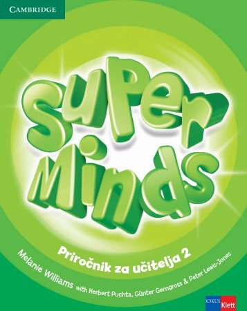 Super Minds 2 - priročnik
