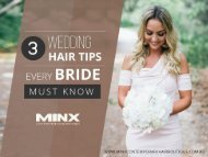 Top Wedding Hair Tips for Brides - Toowoomba Hairdressers