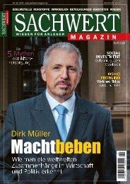 Sachwert Magazin 4-2018