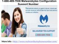 1-888-489-7936 Malwarebytes Configuration Support Number
