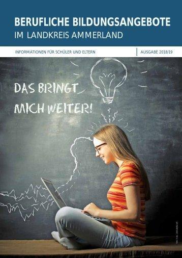 Berufliche Bildungsangebote im Landkreis Ammerland - kuw.de