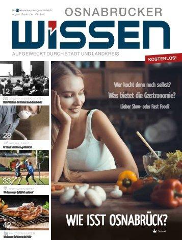 Nr. 22 (III-2018) - Osnabrücker Wissen