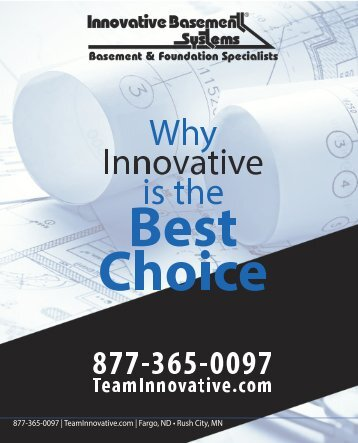 Why Innovative is the Best Choice