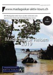 Madagaskar aktiv Magazin Sept
