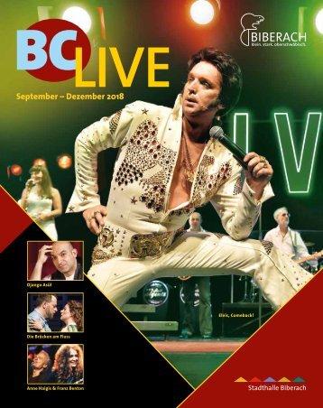 BC Live 13