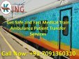 Get full ICU Facilities by King Train Ambulance Services in Bangalore - Page 3