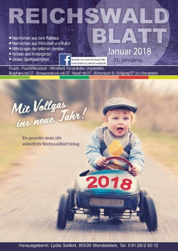 Reichswaldblatt Januar 2018