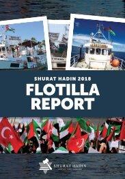 Shurat HaDin Flotilla Report 2018