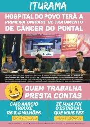 Caio Narcio - Prestação de Contas - Iturama