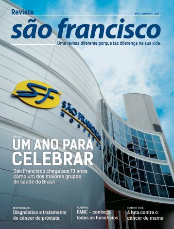 Revista São Francisco - Edição 05