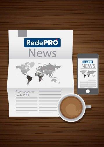 Rede PRÓ News - Julho e Agosto