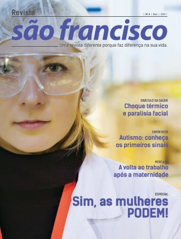 Revista São Francisco - Edição 04