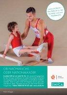 Festführer - Schweizer Meisterschaften Kunstturnen Mannschaften - Seite 6