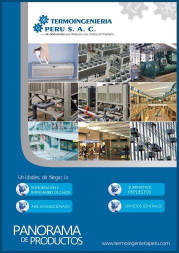 Brochure Termoingenieria