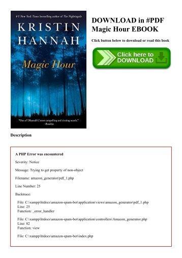 the secret hour pdf download
